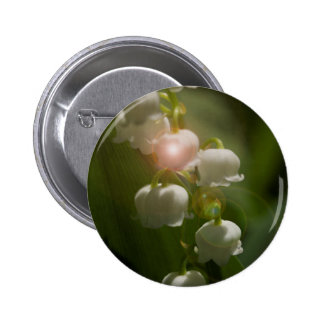 Lily Of The Valley Floral Button