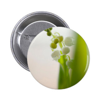 Lily of the Valley Flower Button