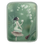 Lily of the Valley Flower Fairy iPad Sleeve