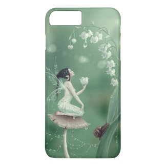 Lily of the Valley Flower Fairy iPhone 7 Plus Case