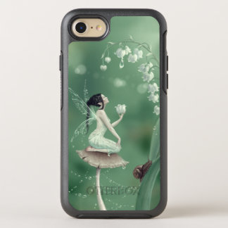 Lily of the Valley Flower Fairy OtterBox Symmetry iPhone 7 Case