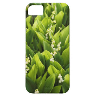 Lily of the Valley Flower Patch iPhone SE/5/5s Case