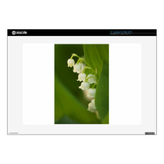 Lily of the Valley Flower Skins For Laptops
