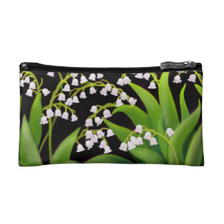Lily of the Valley Flowers Bagettes Bag