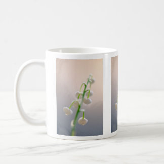 Lily of the Valley Flowers Coffee Mug