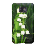Lily Of The Valley Flowers Galaxy S2 Cover
