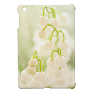 Lily of the Valley Flowers iPad Mini Cover