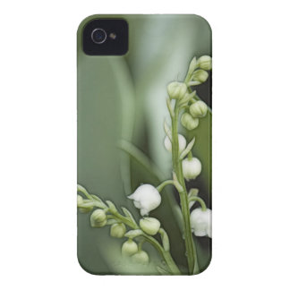 Lily of the Valley Flowers iPhone 4 Case-Mate Case
