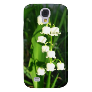 Lily Of The Valley Flowers Samsung Galaxy S4 Case