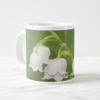 Lily of the Valley Giant Coffee Mug