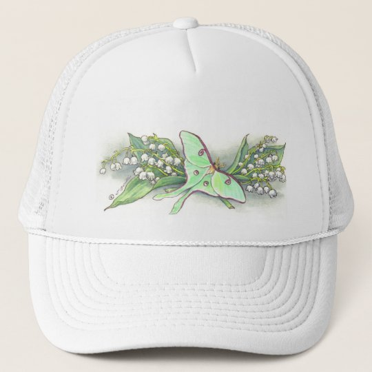 Lily of the Valley Hat