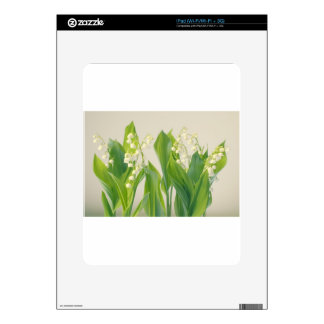 Lily of the Valley iPad Decals