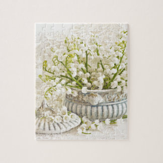 Lily Of The Valley Jigsaw Puzzles