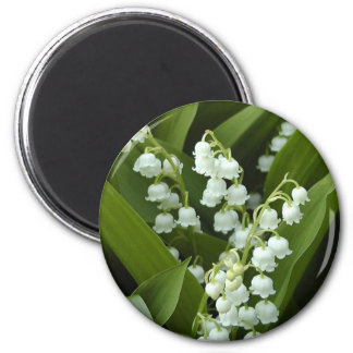 Lily Of  The Valley Refrigerator Magnet