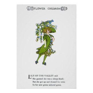 Lily-of-the-Valley Posters