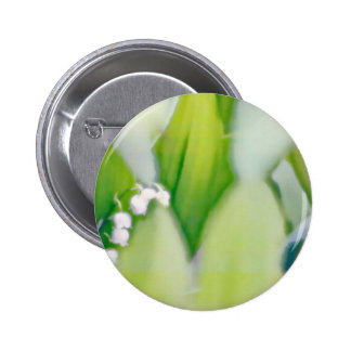 Lily of the Valley Sketch Button