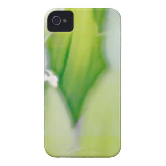 Lily of the Valley Sketch iPhone 4 Case
