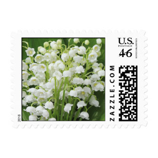 Lily of the Valley Stamp