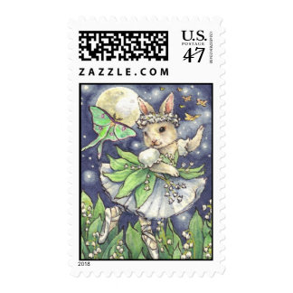 Lily of the Valley Stamps