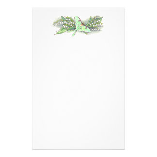 Lily of the Valley Stationery