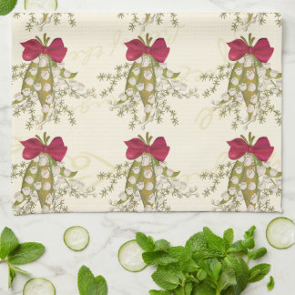 Lily of the Valley Towel