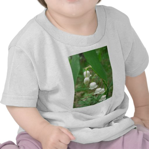 Lily-of-the-valley Tshirts