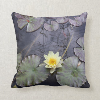 Lily Pad American Mojo Pillow/Cushion Throw Pillow