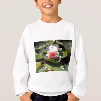 Lily Pad and Flower Sweatshirt