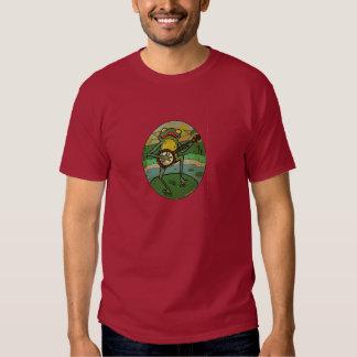 Lily Pad Banjo Frog T-shirts