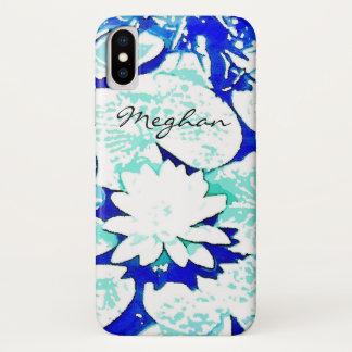 Lily Pad Custom Phone Case