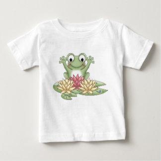 Lily Pad Frog T Shirt
