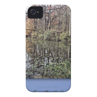 Lily Pad Inlet iPhone 4 Case