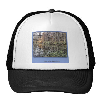 Lily Pad Inlet Trucker Hat