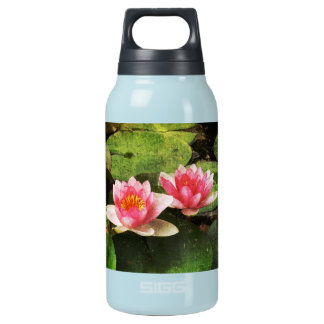 Lily Pad Insulated Water Bottle