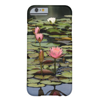 Lily Pad iPhone6 Barely There Case