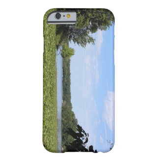Lily Pad Lake Landscape Barely There iPhone 6 Case