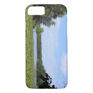 Lily Pad Lake Landscape iPhone 8/7 Case