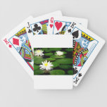 Lily Pad Poker Deck
