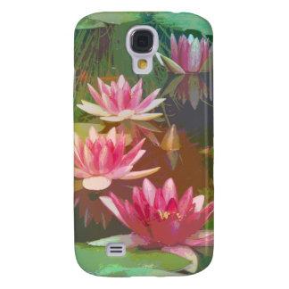 Lily Pad Samsung Case