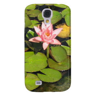 Lily Pads and Pink Flower iPhone 3 Case