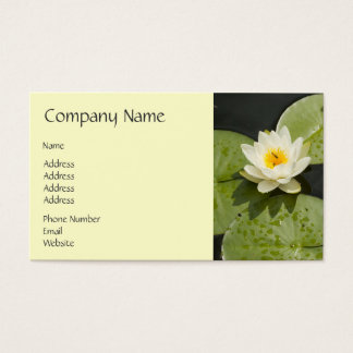 Lotus flower business cards flowers healthy lily pads and white lotus flower business card white lotus flower business cards templates zazzle colourmoves