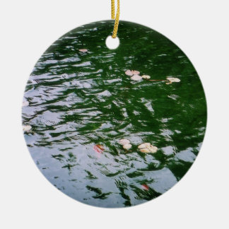Lily Pads Ornament