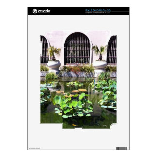Lily Pads iPad 2 Decal