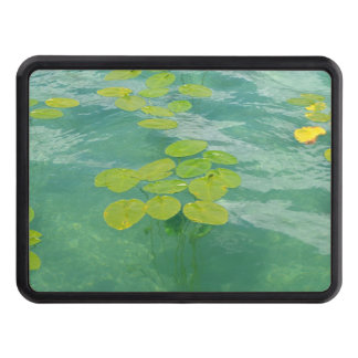 Lily Pads Trailer Hitch Cover