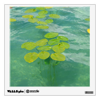 Lily Pads Wall Graphic