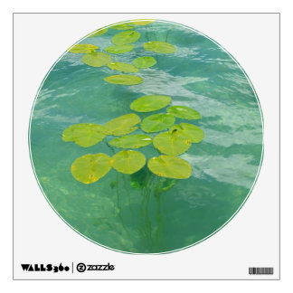 Lily Pads Room Decals