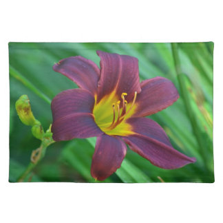 Lily Placemat Cloth Placemat