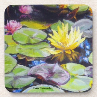 Lily Pond Coasters