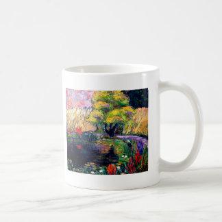 Lily Pond Coffee Mug