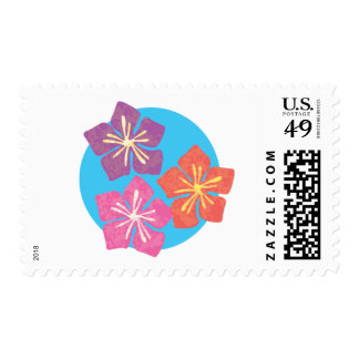 Lily Pond Stamp
